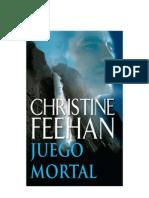 Feehan Christine - Cam in Antes Fantasmas 5 - Juego Mortal