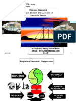 element  of  supply and demand  februari   2008
