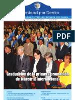 Universidad por Dentro Marzo 2011