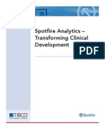 Spotfire Clinical