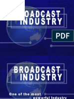 TV Broadcasting Overview