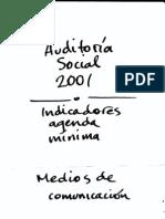 Curso Politica Educativa 10 Auditoria Social Indicadores Medios