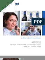 DECT Phone Brochure FR_2