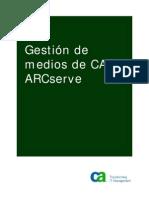 CA ARCserve Media Management Green Book SPN