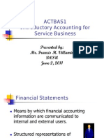 ACTBAS1 - Lesson 2 (Statement of Financial Position)