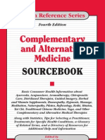 Complementary & Alternative Medicine Source Book 2010