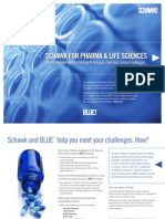 Schawk, BLUE for Pharma and Life Sciences