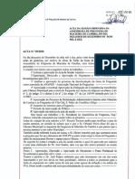 acta5-2010 Assembleia de Freguesia de Macieira de Cambra