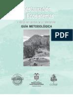 Manual Restauracion de Ecosistemas