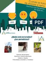 Panel Saldarriaga Concha - Taller Periodismo e Inclusión Revista Semana