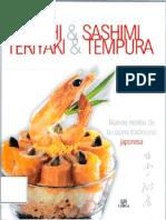 Sushi Sashimi Teriyaki Tempura
