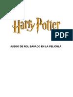 Gymkana Harry Potter