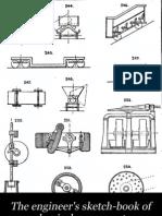 Engineers Sketch Book 1897