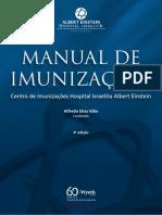 Livro - Manual de Imunizações - Hospital Albert Einstein