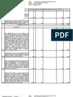 Catalogo de Conceptos CASA HABITACION