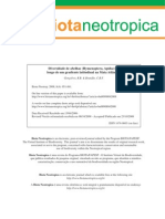Goncalves & Brandao 2008 Diversidade de Abelhas Biota Neotrop 8(4) 051-061