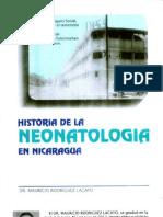 Historia de la Neonatología en Nicaragua
