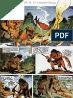 166 - Rahan Et Le Chasseur Loup