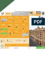 Calendario Escolar SEP 2011-2012 110718