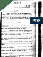 Las 63 Leyes Secretas de Pinochet (15)