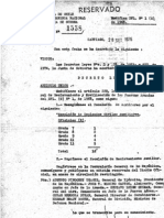 Las 63 Leyes Secretas de Pinochet (16)