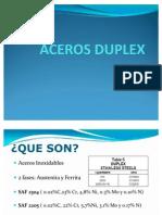 Acero Duplex