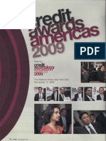 2009 Credit Awards