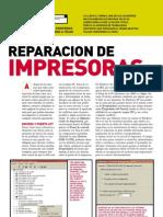 reparacion impresoras EPSON