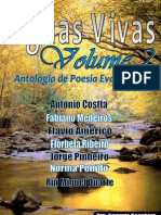 AGUAS VIVAS 2 Antologia Poesia Evangelic A