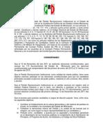 ConvocatoriaPresidentesMunicipales  pri   18 07 2011