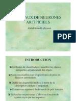 Réseaux de neurones artificiels by