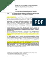 Convemar El Derecho Del Mar.-ddcc 21