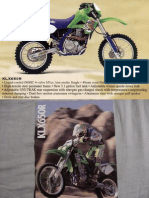 KLX650 Service Manual