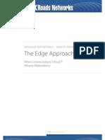 The Edge Approach