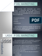 Las 4 Ps Del Marketing
