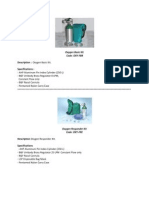 Basic Oxygen Resuscitator Kit Pin