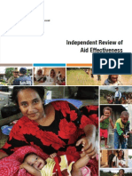 AusAID Aid Review 2011