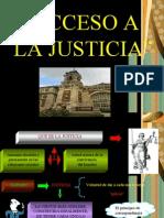 Acceso a La Justicia Diposit