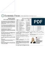 Economic Focus 7-18-11
