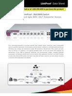 Linkproof Datasheet