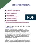 Documento Sistemas de Gestion Ambiental