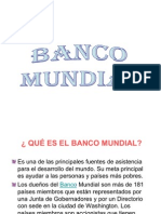 Expo Banco Mundial