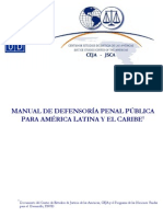 Manual de Defensorias