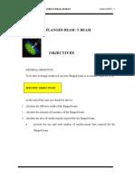 Unit 5 ( DESIGN OF FLANGED BEAM