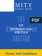 101 Attribute Book