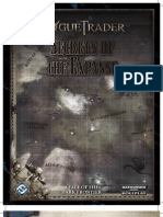 Rogue Trader Secrets of the Expanse (Print Quality)