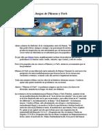 Juegos de Phineas y Ferb