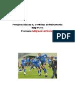 Princípios básicos ou científicos do treinamento desportivo
