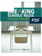 Breaking Schools Rules Embargo Final Report