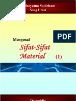Mengenal Sifat Material 13